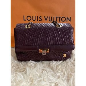 Bally Quilted Chain bag